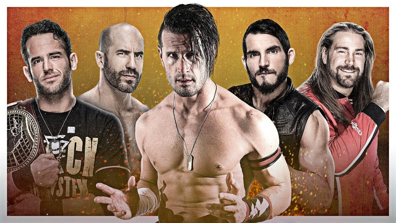 [My1] Gargano, Cesaro and more on Alex Shelley's NXT arrival