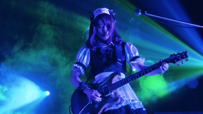 BAND MAID onset Apr 13th 2018