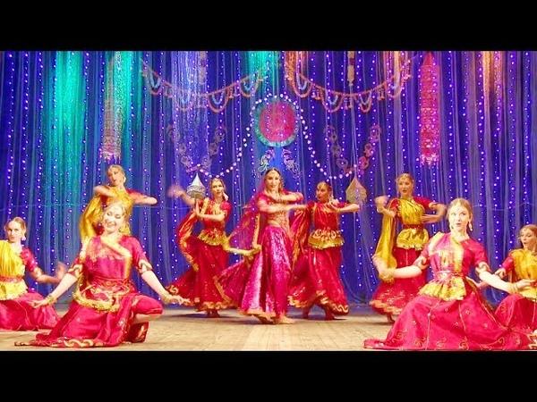 Chane ke khet men, Indian Dance Group Mayuri, Russia, Petrozavodsk