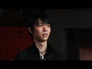 Интервью Юдзуру Ханью для CBC Sports