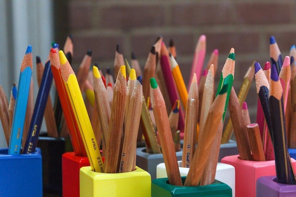 Конкурс рисунков стартовал среди читателей библиотеки № 108