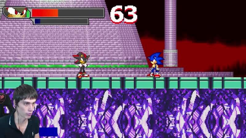 СОНИК.EXE VS ШЕДОУ ! ФИНАЛЬНАЯ БИТВА ! - Sonic.Exe Stone Of Disaster 2