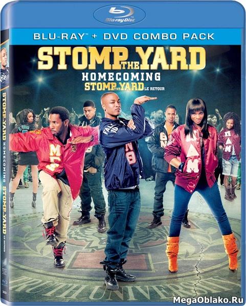 Братство танца / Дворовые танцы: Возвращение домой / Stomp the Yard 2: Homecoming (2010/BDRip/HDRip)