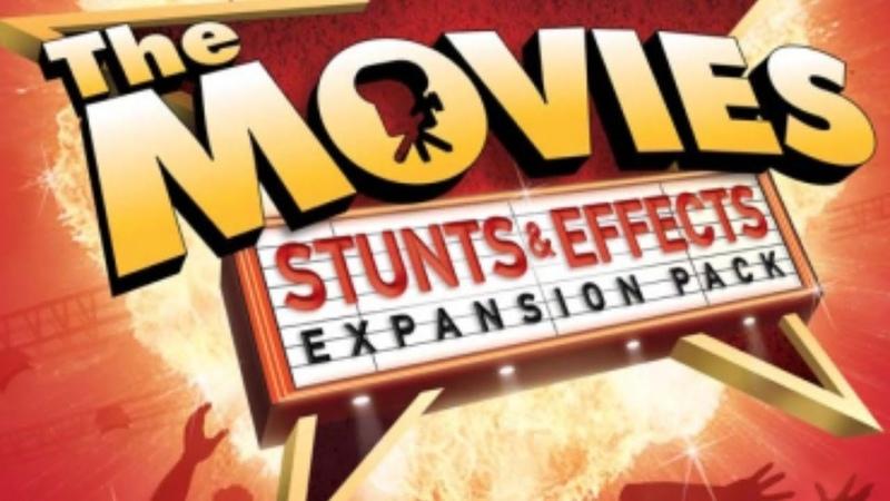 The Movies: Stunts Effects тест драйв