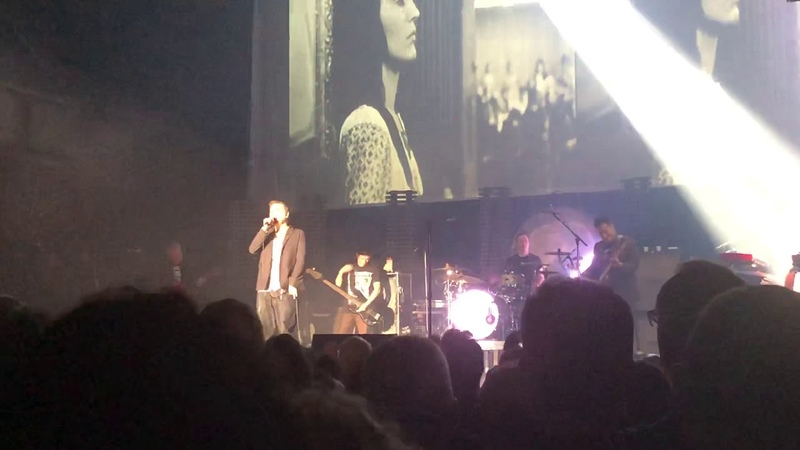 Morrissey I've Changed My Plea to Guilty live 9 03 2020
