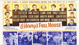 Вождь краснокожих и другие 1952 Full HD 1080p / Комедия / О.Генри