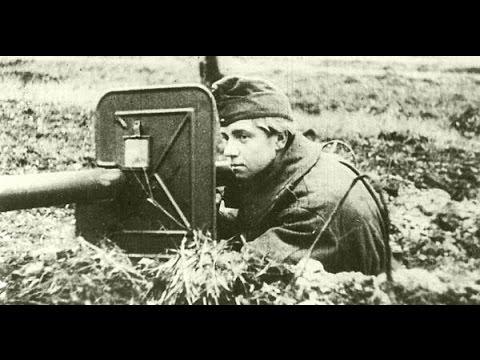 WW2 - 44M Kézi Páncéltörő Veto - The Hungarian Bazooka