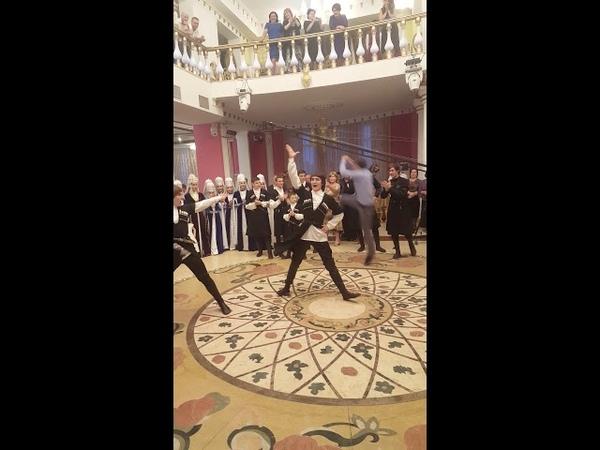 Свадьба Аскера Энеева