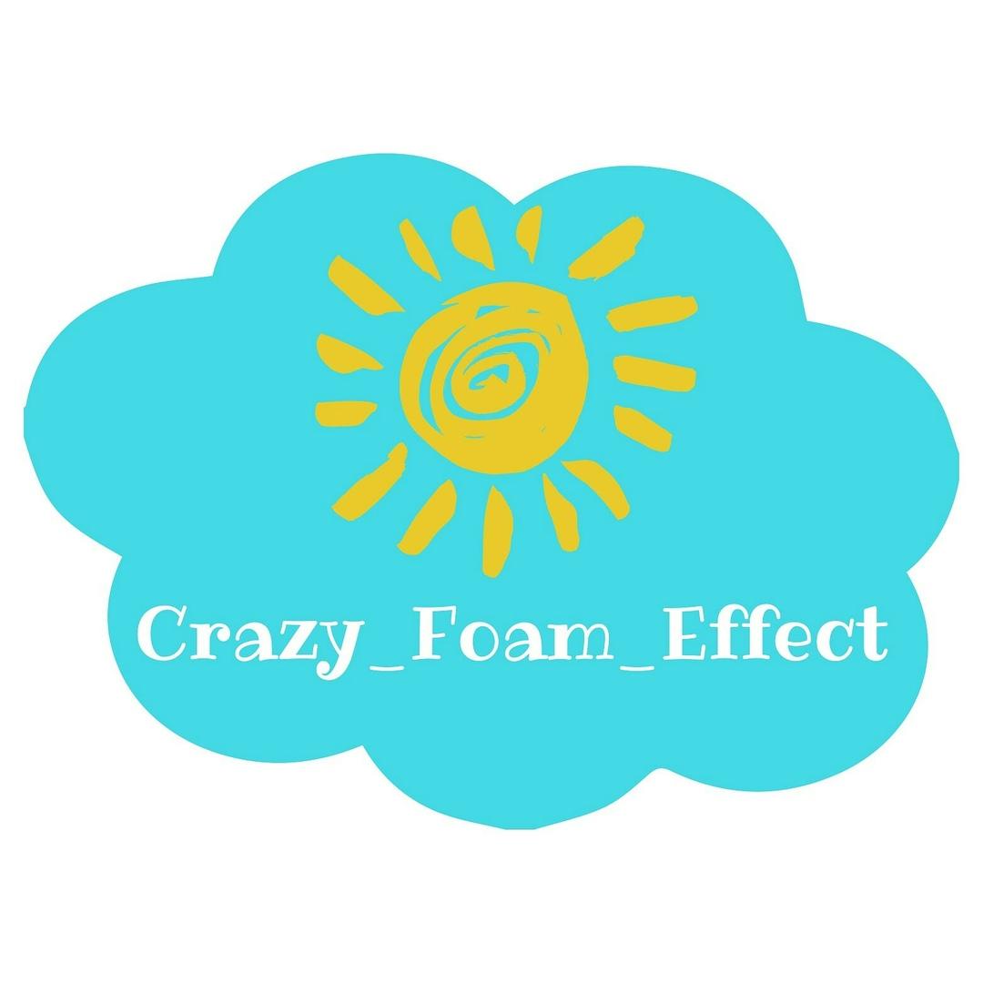 Афиша Новосибирск Пенное Шоу Crazy_Foam_Effect