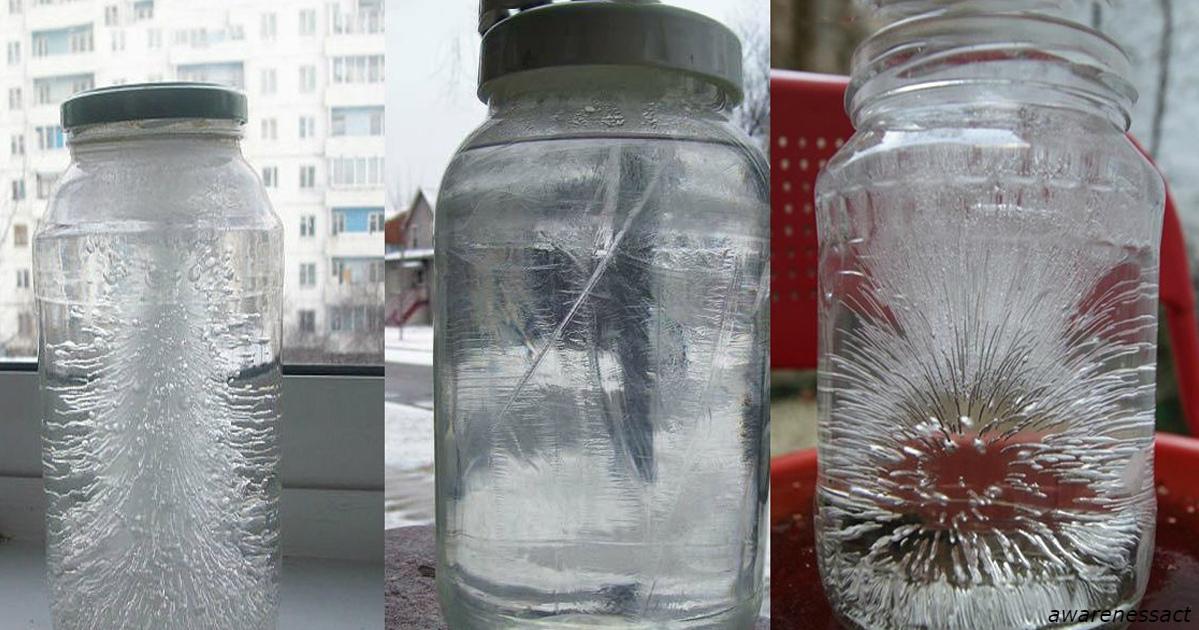 Как обнаружить и убрать негативные энергии из дома с помощью стакана воды