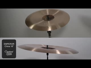 Centent Cymbals - EMPEROR 18 China