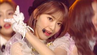 181111 » IZ*ONE - La Vie en Rose @ SBS Inkigayo