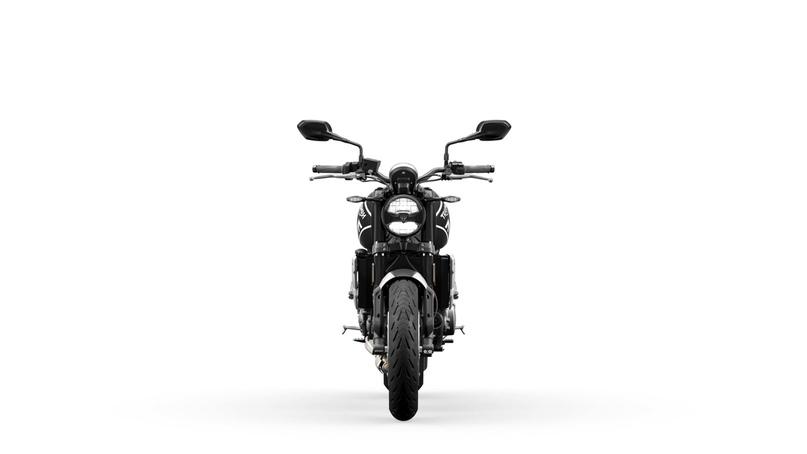 Новый мотоцикл Triumph Trident 660 2021