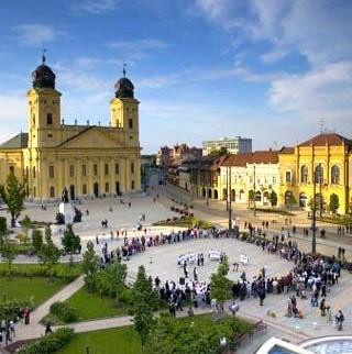 Прямые рейсы в Венгрию (Дебрецен) всего от 3200 туда-обратно из Москвы