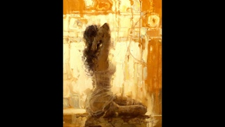 Body oil painting series -38