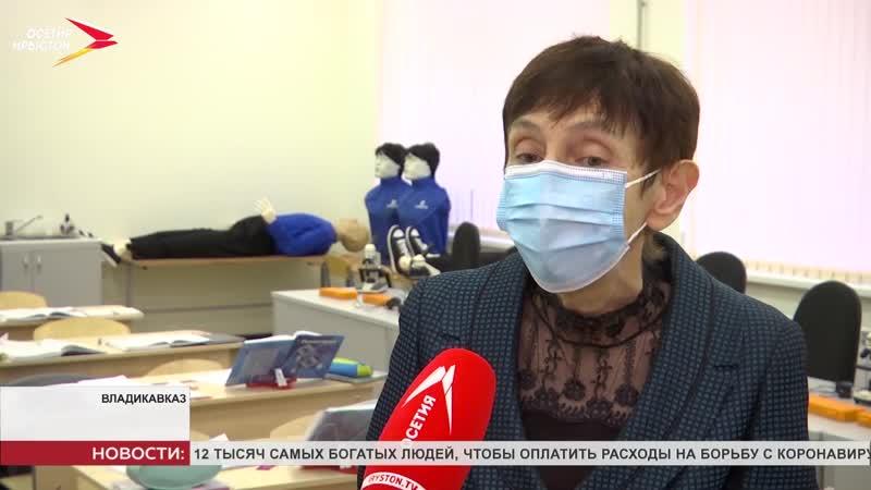 Тамара Бегиева больше 40 лет работает учителем математики в 27 школе Владикавказа без подводки