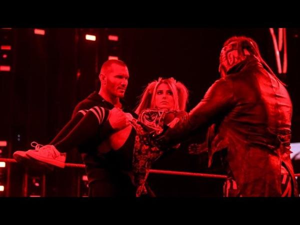 Randy Orton Alexa Bliss Promo (Randy Orton Founds The Fiends Weakness Full Segment)
