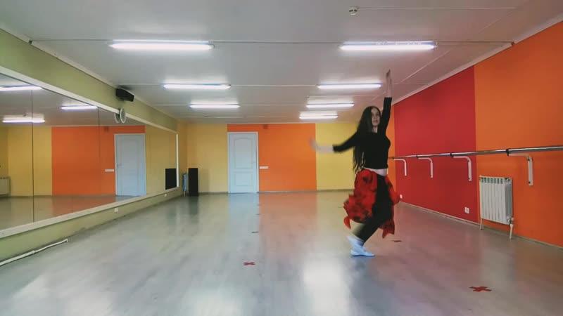 Bellydance восточный танец в ШТ TuTTi CLuB Хореограф Суровцева Татьяна
