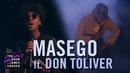 Выступление Masego и Don Toliver с треком «Mystery Lady» на шоу Джеймса Кордена