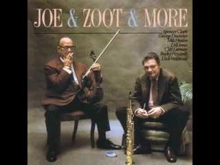JOE VENUTI'S BLUE FOUR:  ZOOT SIMS, BUCKY PIZZARELLI, VINCE GIORDANO (Newport in NY, )