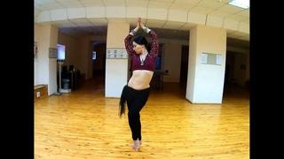 Irina Krutova   Tribal fusion bellydance improv   Yalla Than Rima