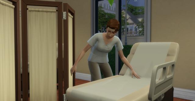 Застелить постель