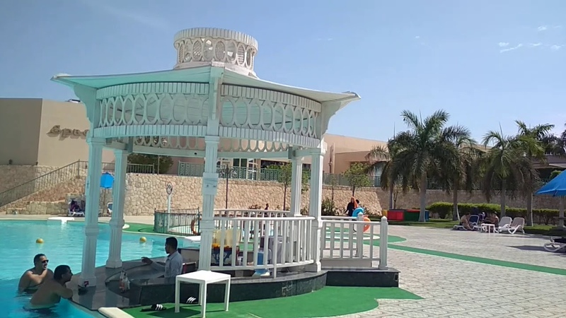 Aurora Oriental Resort Sharm El Sheikh 5*.первый день отдыха
