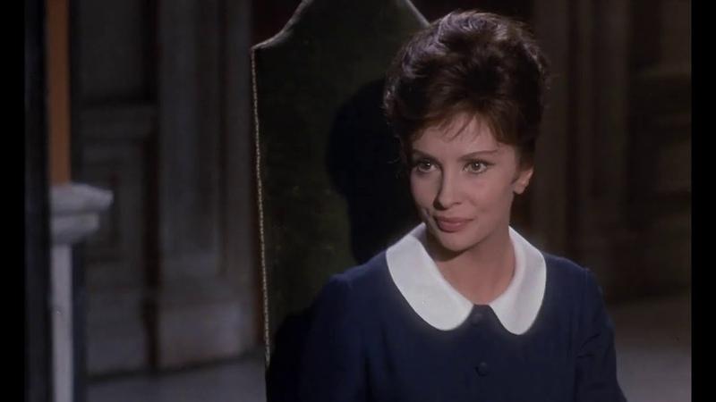 Соломенная женщина Соломенная вдова Великобритания 1964 триллер драма криминал
