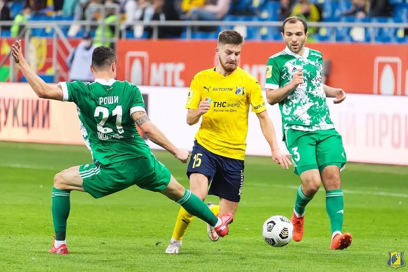 Данил Глебов: «Нам была очень нужна эта победа»