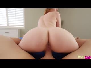 BrattySis Samantha Reigns - Step Sister Wants To Be A Pornstar New Porno 2020