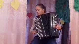 """Семенова Светлана - """"Песенка крокодила Гены"""" У.Ютила"""