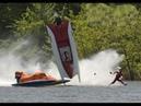 Drag Boat Racing Crash Compilation Аварии Сверхскоростных Катеров