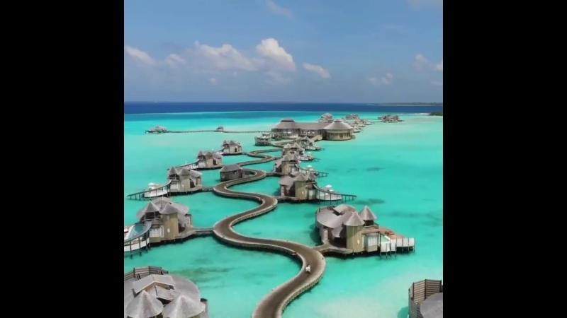 Soneva Jani Resort Мальдивы