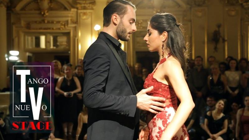 Gianpiero Galdi Lorena Tarantino Krakus Aires Tango Festival 2019 4 5