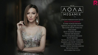 Lola Yuldasheva - Megamix nomli albom dasturi 2016
