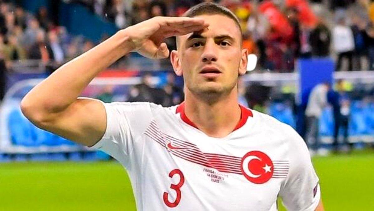 Мерих Демирал. Сборная Турции