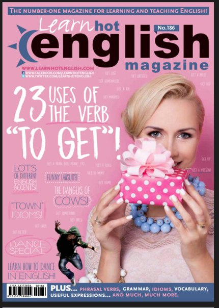 Learn Hot English - November 2017  SP