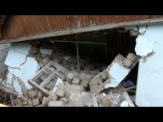 Жителям разрушенных паводком домов предоставят временное жильё (Крым)