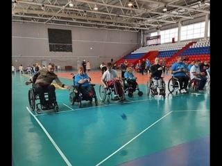 В Нижнем Новгороде 21 марта 2021 г. состоялся Чемпионат области по паралимпийскому виду спорта бочча