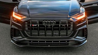 2019 Audi SQ8 TDI by ABT black and angry