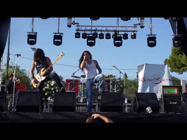 Zero3iete -- Frankestain (FESTIVAL ROCK ARENA)