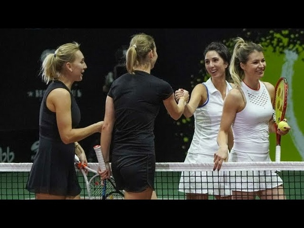 Мед чиновники научат теннисистов подавать первую подачу в Нассау США