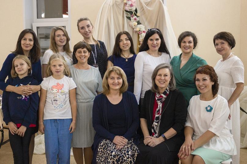 Женское служение, изображение №1