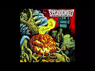 Ectoplague - Trick Or Treat (Full Album) [Dark Synthwave _ Cyberpunk]