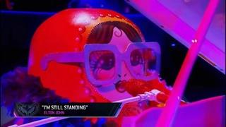 "Russian Dolls Perform ""I'm Still Standing"" By Elton John | Masked Singer | S5 E10"