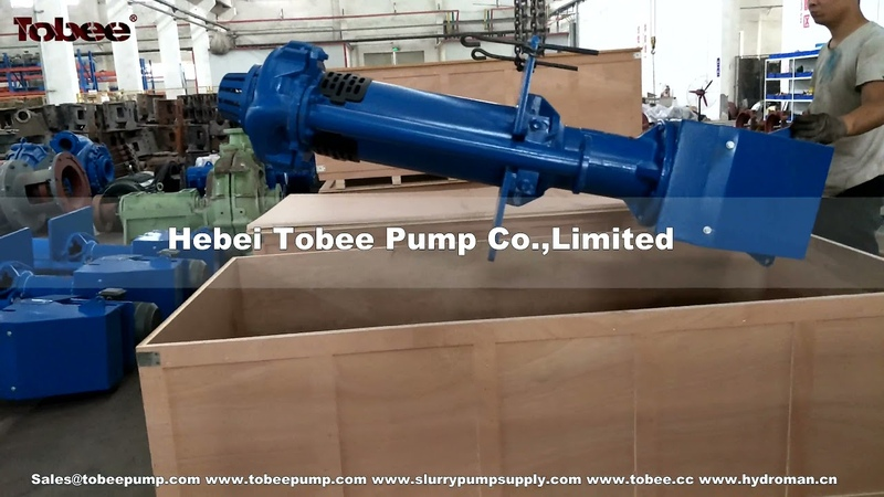 Tobee 65mm Vertical Submerged Pump loading