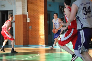 2019 – Финал Кубка Краснодара по баскетболу (альбом 3)