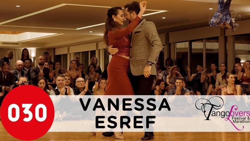 Vanessa Gauch and Esref Tekinalp El simpático