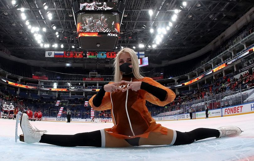 Spartak Ice Girl