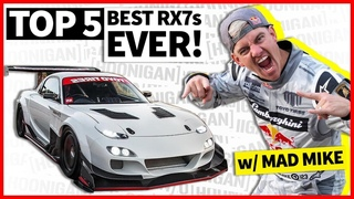 Best Mazdas Ever w/ Mad Mike Whiddett: Tangents Live